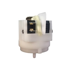 AIR SWITCH: 21AMP SPDT LATCHING CENTER SPOUT