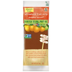 Stretch Island® Apricot Fruit Leather - .5oz (30 Count)
