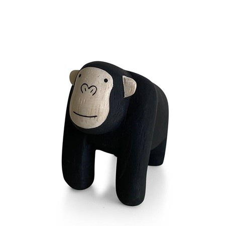 T-Lab Wooden Animal - Gorilla