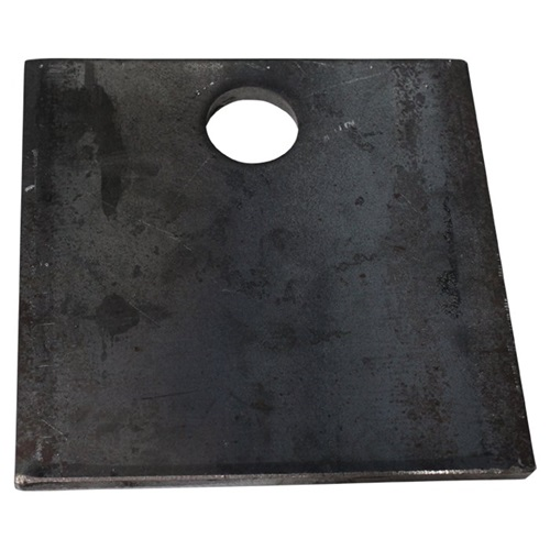 "8-5/8"" Ground Roller Bracket"