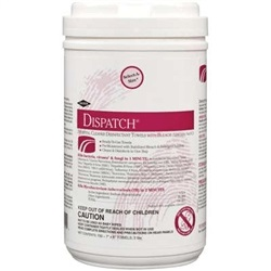 CLOROX DISPATCH DISINFECTING WIPES