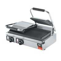 Vollrath 40795 Cayenne Double Italian Panini Grill, 220v