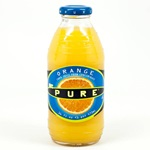 Orange Juice (Mr. Pure) - 16oz (Case of 12)