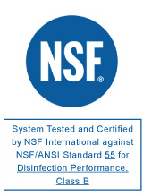 NSF UV Water Systems