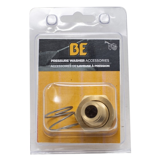 "ADAPTER SET, 3/8"" MALE PKG"