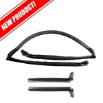 Convertible (1994 - 2000) Header Bow / Roof Rail Upgrade Kit