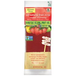 Stretch Island® Strawberry Fruit Leather - .5oz (30 Count)