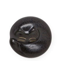 Black Cat Chopstick Rest
