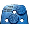 Double Dot Hard Bond 30/40 Grinder Tooling Compatible with Virginia Abrasives®, EDCO® & Lavina®
