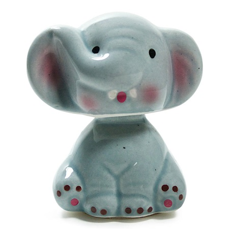 Bobble Head Elephant
