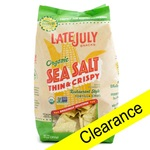 Tortilla Chips, Sea Salt, Organic - 11oz (Clearance)