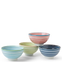 "Sen Colors 4.5"" Rice Bowl Set"
