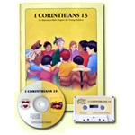 Thy Word - 1 Corinthians 13 - NKJV - 1 Book w/CD