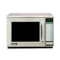 Sharp R-22GTF Heavy Duty Microwave