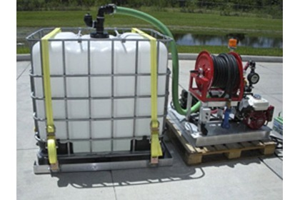 Liquid Brine Makers & Sprayers