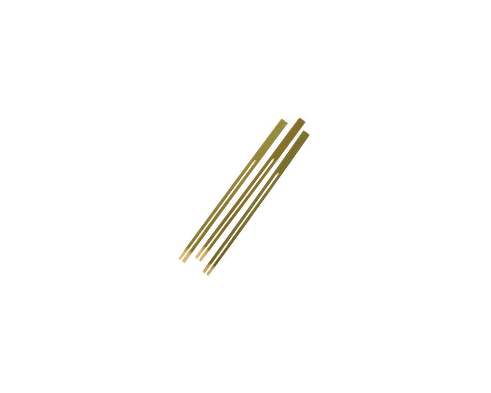 Bamboo Fruit Forks - 7""