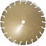 Multi-Gold Multipurpose Diamond Blade