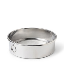 "Sifter 6.75"" Stainless Steel"