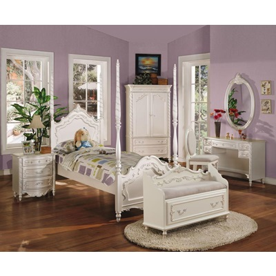 00995F KIT-FULL POST BED-HB/FB/R