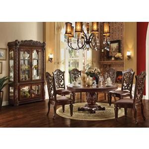 Acme Furniture 62015 Kit Vendome Round Dining Table