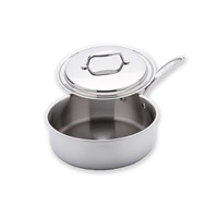 Sauce Pan with Covers