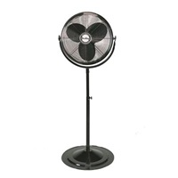 "Air King 20"" Industrial Pedestal Fan"