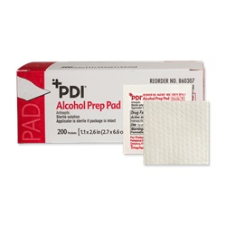 PDI Medium Prep Pads