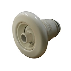 "JET INTERNAL: 3-1/2"" POLY JET ROTO SMOOTH WHITE"