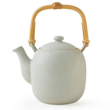 Ishi  22-Oz. Teapot - Gray