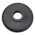 Rear coil spring pad