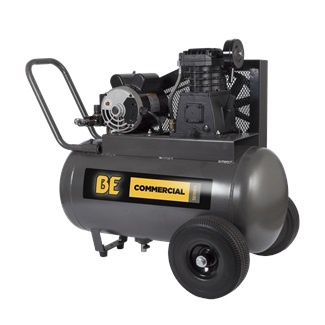 20 Gallon Horizontal Compressor