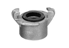Threaded Coupling, Aluminum