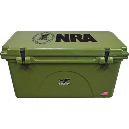 NRA Green 75 Quart