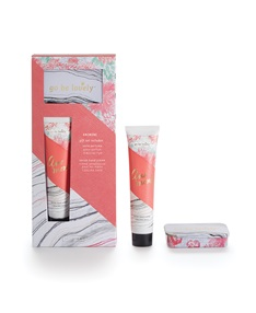 Anemone go be lovely Gift Set