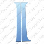 Pillar Posts - PP63 & PP66