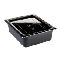 Cambro 1/2 Size Clear Flat Covers