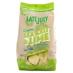 Tortilla Chips, Sea Salt & Lime, Organic - 11oz