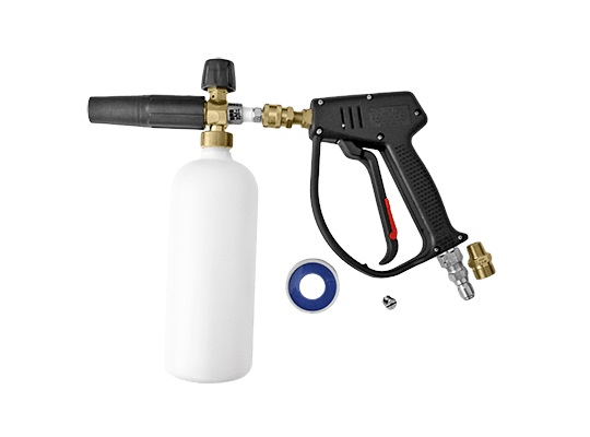 MTM Hydro Snub Nose Foam Cannon Kit