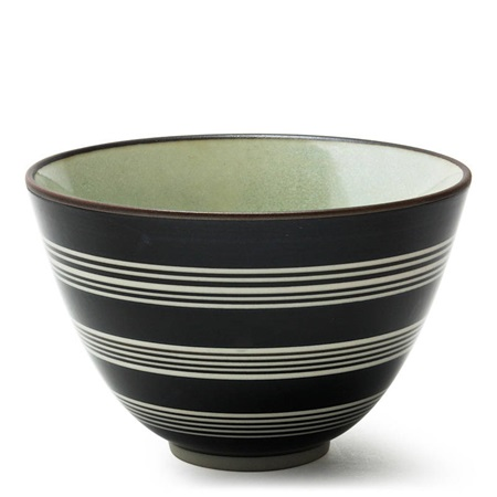 "Shima Green 4.5"" Rice Bowl"