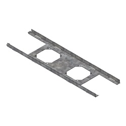 Double TCC Clawed Ceiling Bracket