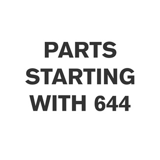 Parts Starting With 644