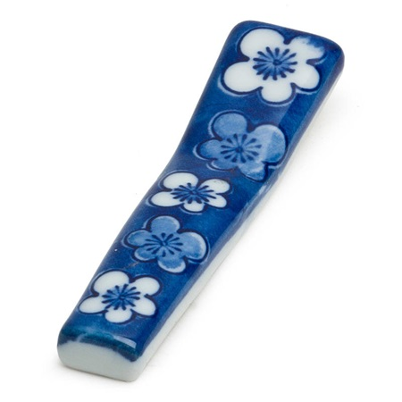 Plum Flowers Chopstick Rest
