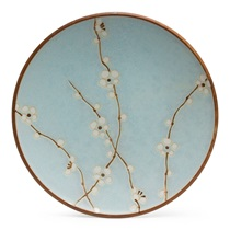 "Spring Blossoms 9"" Plate"