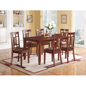 71160 CHERRY DINING TABLE