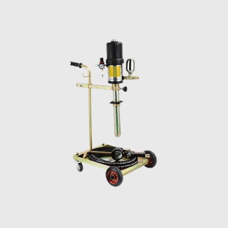 15 Gallon Mobile Oil Dispenser