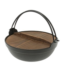 Cast Iron Furusato Pot 9-1/2""