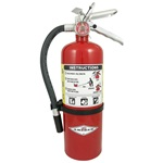 Amerex 5lb ABC Fire Extinguisher - W/ Vehicle Bracket