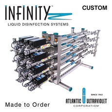 INFINITY™ Ultraviolet Liquid Disinfection