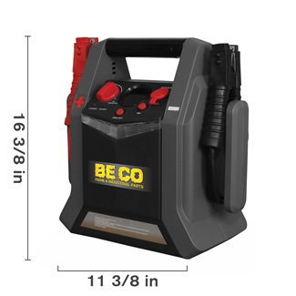 Commercial Portable Jump Starter