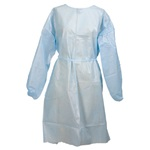 Isolation and Fluid-Resistant Surgical Gown